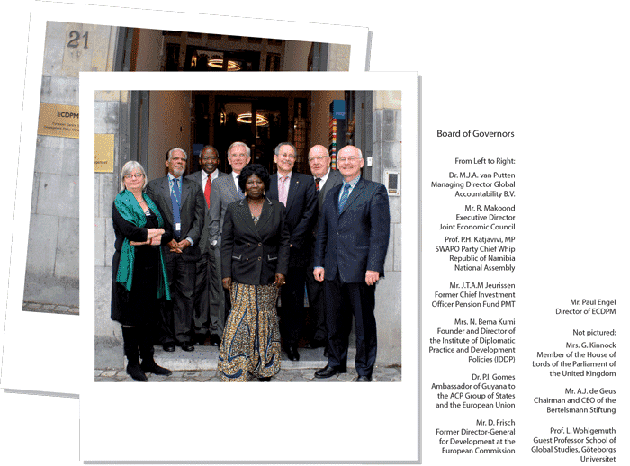 board members ecdpm 2013